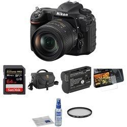 Nikon D500 Dslr Camera With mm Lens Basic Kit