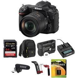 Nikon D500 Dslr Camera With mm Lens Video Kit