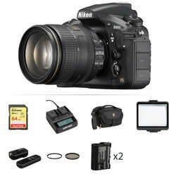 Nikon D810 Dslr Camera With mm Lens Deluxe Kit