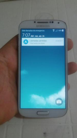 Samsung S4 Grande en Bueb Estado