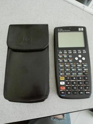 Calculadora Hp 50 G Graficadora Programa