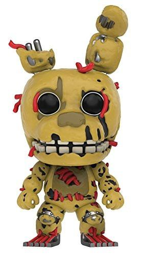 Figura Funko Pop Resorte Cinco Noches Freddy, Envio Gratis