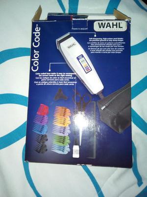 Maquina de Motilar Wahl Color Code / Col