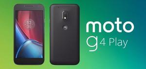 Motorola Moto G4 Play Lte Xtgb Memoria Dual Sim