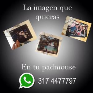 Personaliza tu Padmouse!!