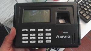 Reloj Lector Biométrico Control De Acceso Horar Anviz Ep300
