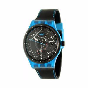 Reloj Swatch Suts401 Silicon Negro Hombre