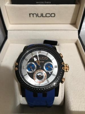 Reloj Tissot Y Mulco Nuevo
