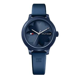 Reloj Tommy Hilfiger  Silicon Azul Mujer