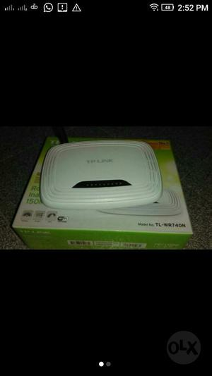 Rowter Wifi Tp Link Tlwr740n 1 Antena
