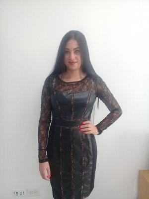 Vestido Negro BikiNiki en OFERTA.