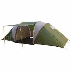 Carpa Camping Alpes Para 6 Personas 2 Habitaciones