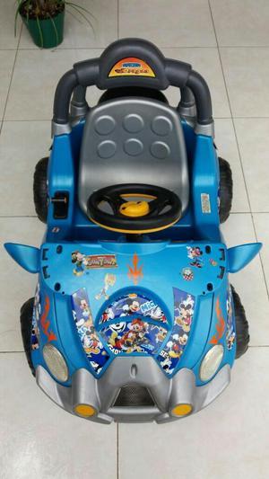 Carro Batería para Niño