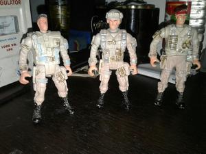 Soldados de Jugete
