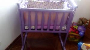 Cuna Para Bebe Nia Stunning Ideas Para El Cuarto De Nios Y With - Cuna-para-bebe-nia