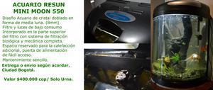 ACUARIO RESUN MINI MOON  litros