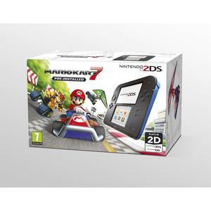 Nintendo 2ds Juego Mario Kart 7 Mem 4gb