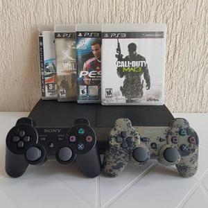 PS3 super Slim de 250gb.