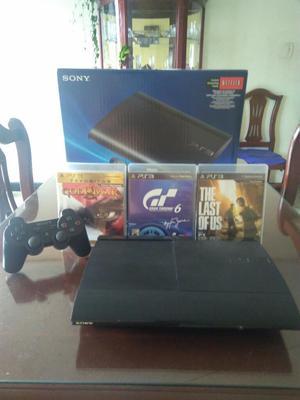 Play 3 Super Slim 500gb