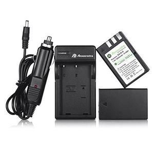Powerextra 2 Pack Li-ion Batería De Repuesto En-el9 Con