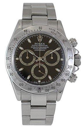 Reloj Rolex Datejust Los Hombres De Acero