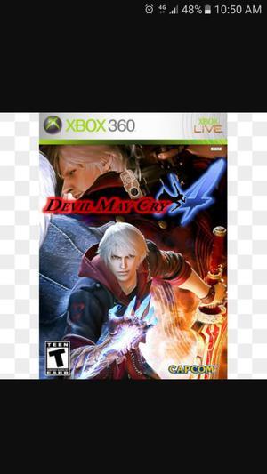 Vendo O Cambio Juegos de Xbox 360