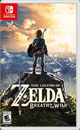 Video juego Nintendo switch zelda NUEVO