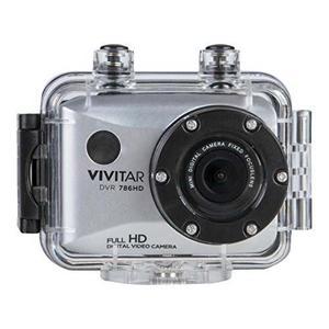 Vivitar Cámara De Acción Full Hd, Dvr786-silver
