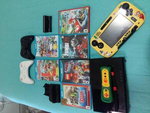 Wii U Kit Completo, Full Equipo!!!!