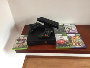 Xbox 360 Kinect 2 Controles 5 juegos