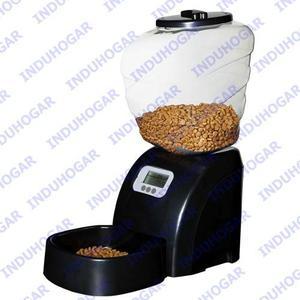 Comedero Dispensador Automatico De Alimento Perro O Gato
