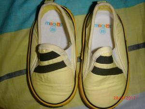 zapato bebe melosos talla 20 original