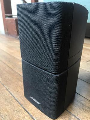 1 Un Parlante Bose Cube