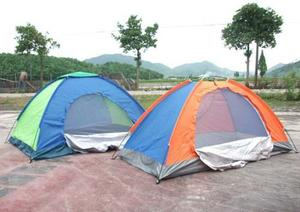 Carpa Camping Para 2 Personas 2 X 1.35 X 1 M Impermeable