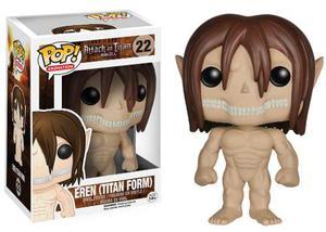 Funko Pop! Ataque De Anime En Titan, Titan Eren Forma