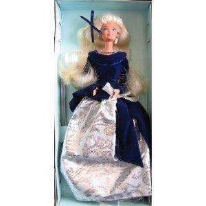 Juguete 1ª Edición Especial De Barbie Invierno Muñeca Del