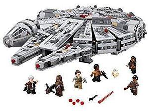 Juguete 3 X Lego Star Wars Millennium Falcon Kit De Constr