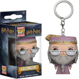 Llavero Funko Pop Harry Potter Albus Dumbledore Keychain
