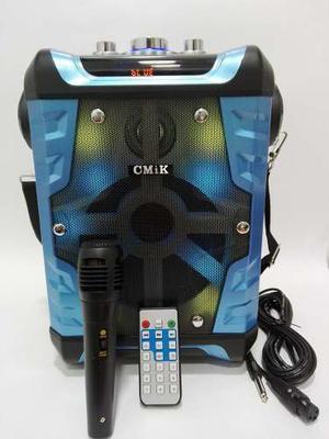 Parlante Portátil Usb/tf Bluetooth Cmik Mk-b23