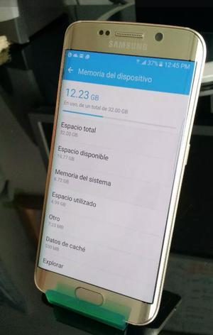 Samsung Galaxy S6 Edge, Vendo O Cambio