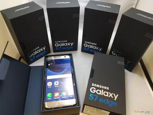 Samsung Galaxy S7 Edge Libres Nuevos Original Factura y