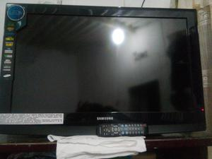 Tv Led de 32 Samsung con Base de Pared