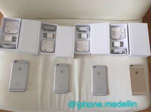 iPhone 6,6S,6Plus,6splus Perfectos en Caja