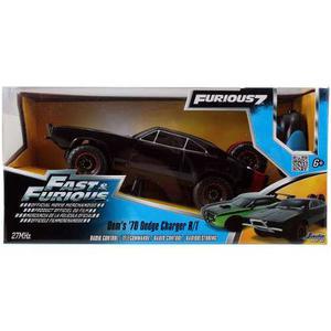 Jada Toys Rapido Y Furioso 1/16 Mando  Dodge Charger