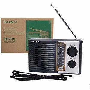 Radio Sony Icf-f10 Original