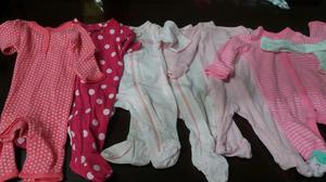 10 Pijamas Carters Nb