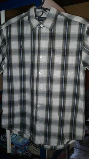 Camisa de Niño Americana de Segunda