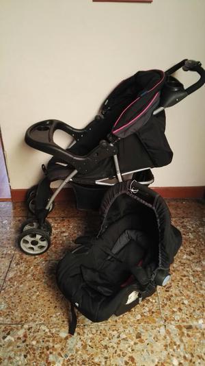 Coche Bebé Infanti