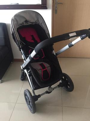 Coche peekaboo incluye silla de carro y posot class for Sillas para carro