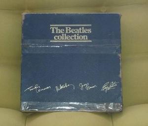 Colección De Los Beatles Blue Box Uk Bc-14 Vinilo Long Play